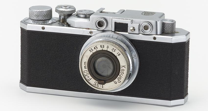 «کوآنن» (Kwanon) اولین دوربین ساخت کانن
