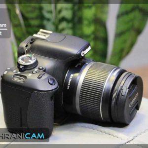 دوربین دست دوم Canon600D