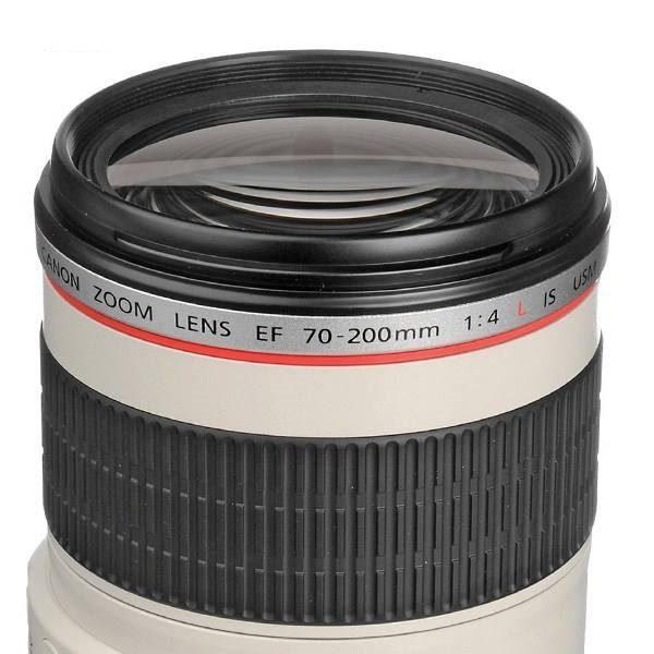 Canon EF 70-200 F4 L USM IS Lens