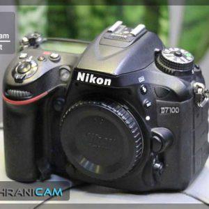 دوربین دست دوم nikon D7100