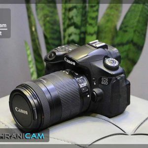 دوربین دست دوم canon 60D