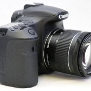 Canon 60D kit 18-55mm