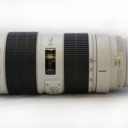 Canon70-200mm EF/2.8 L IS II USM