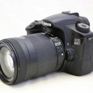 Canon 60D Kit 18-135mm f/3.5-5.6 IS