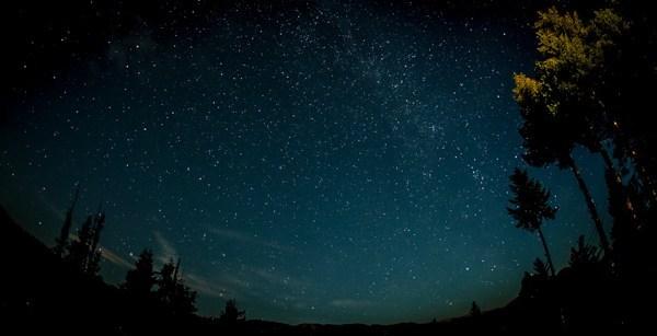 عکاسی از آسمان شب عکاسی ستاره