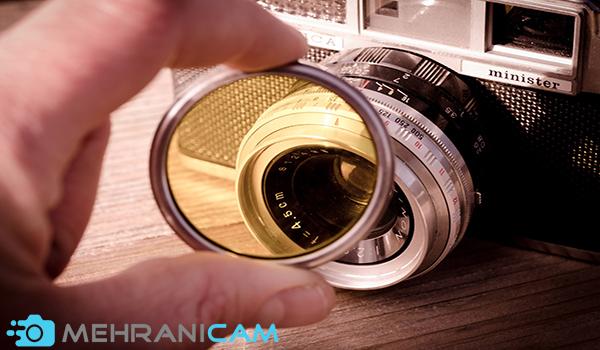 محافظ لنز دوربین