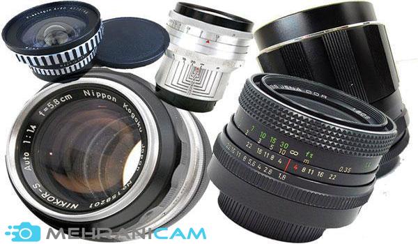 دوربین های SLR