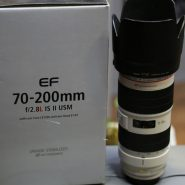 لنز دست دوم Canon lens 70_200mm f2.8 is ii