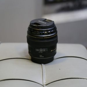 لنز دست دوم canon lens 100mm F/2