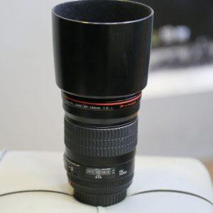 لنز دست دوم Canon lens 135mm f/2 L