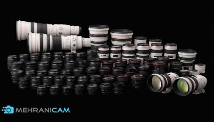 لنز عکاسی مناسب