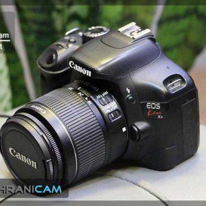 دوربین عکاسی canon 550D
