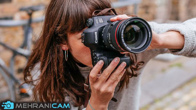دوربین های فول فریم کانن