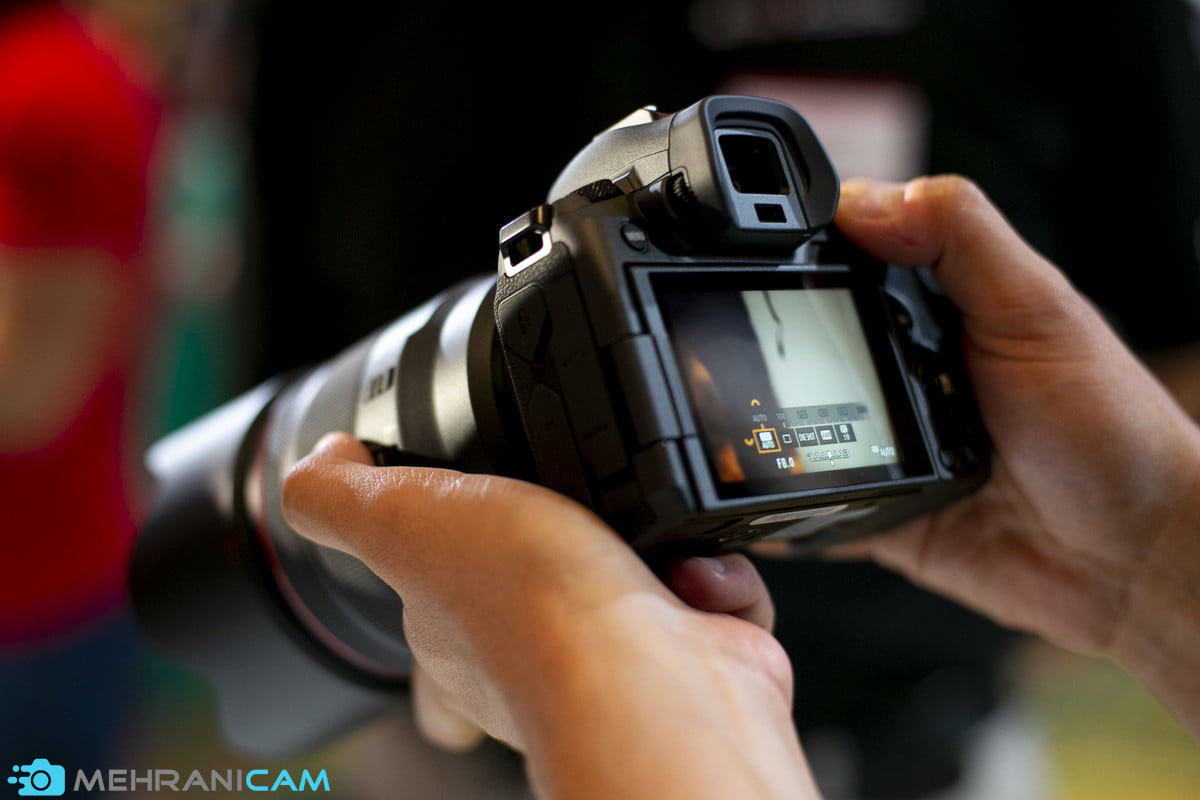 دوربین فول فریم کانن
