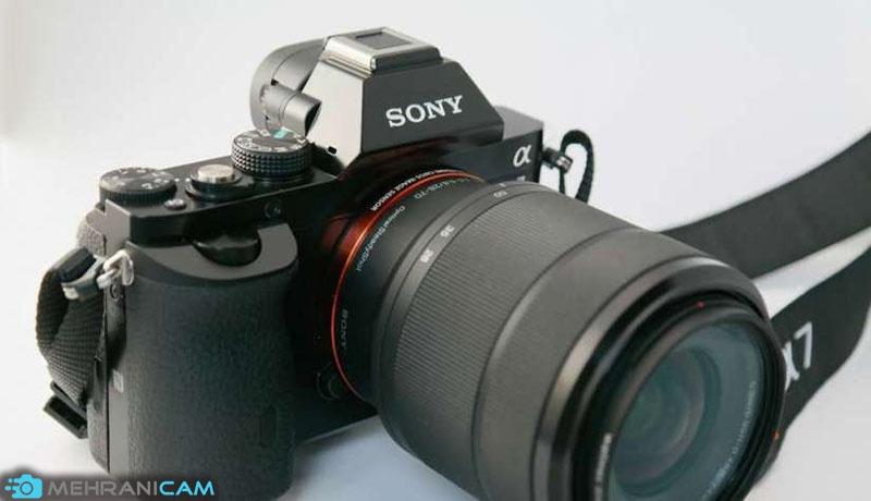 دوربین های بدون آینه سونی