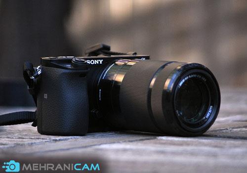 لنز دوربین های سونی