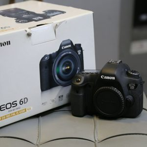 دوربین دست دوم canon 6d Body