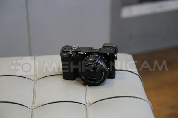 دوربین دست دوم sony a6000 kit 16_50mm