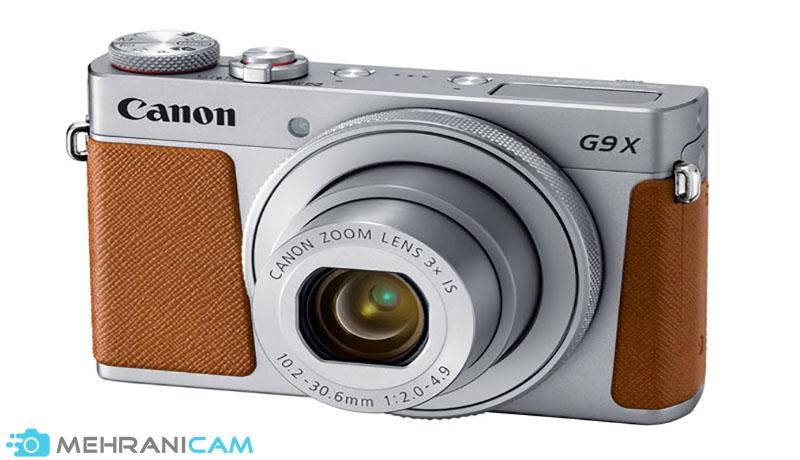 دوربین کانن G9 X