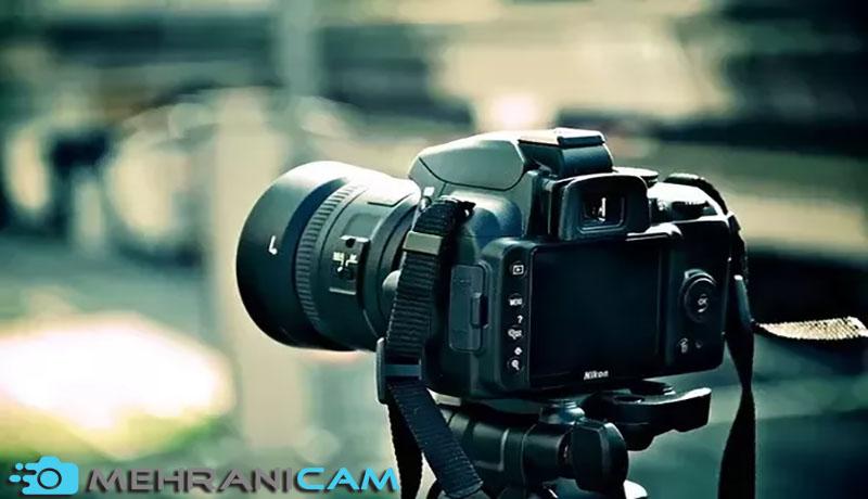 نحوی کار با دوربین های حرفه ای کانن