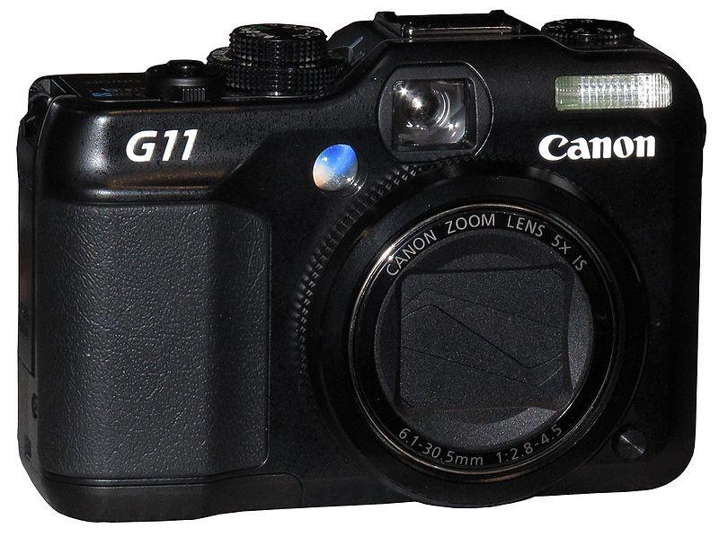 دوربین G11 کانن