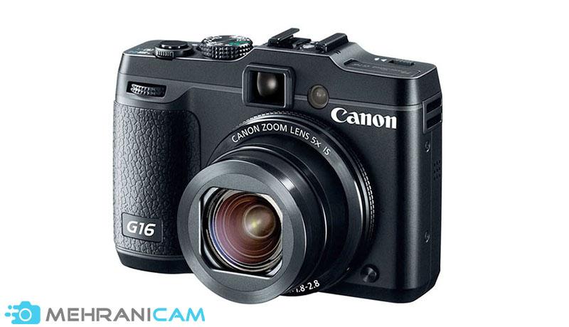 دوربین کانن G16