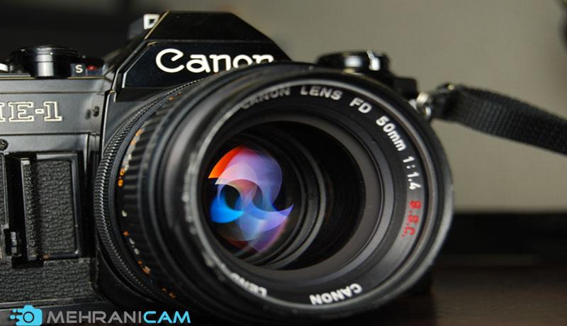 دوربین های حرفه ای کانن