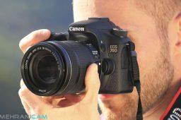 خرید دوربین دست دوم DSLR