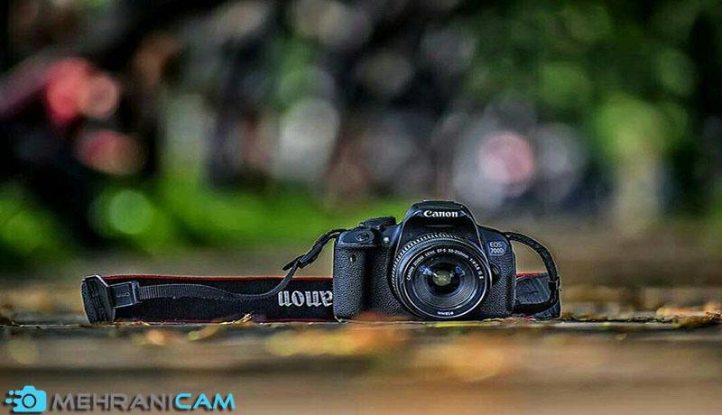 کار با دوربین های حرفه ای کانن