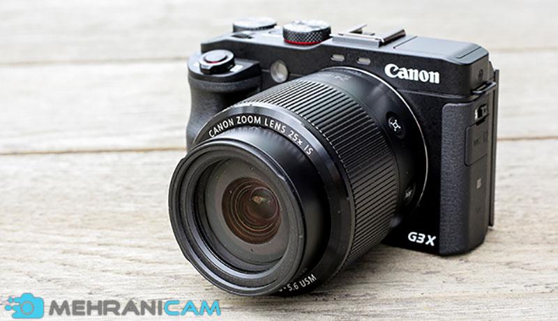 دوربین کانن G3 X