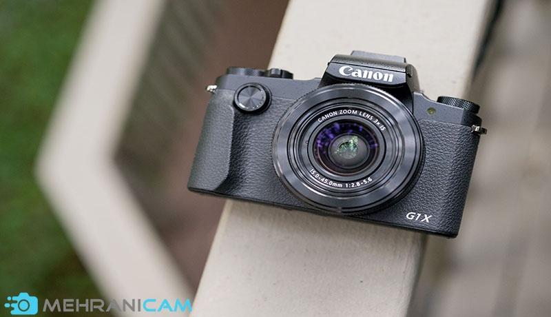 دوربین های سری G کانن