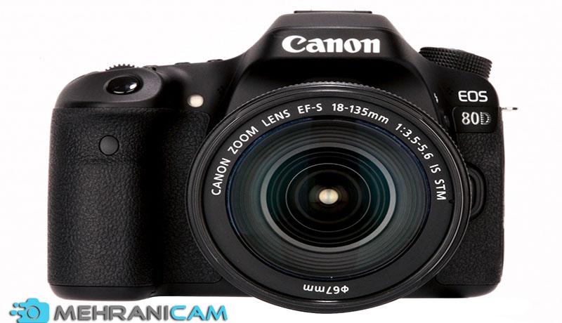 دوربین Canon EOS 80D