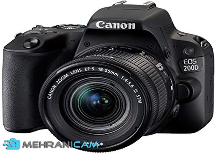 دوربین کانن EOS 200D