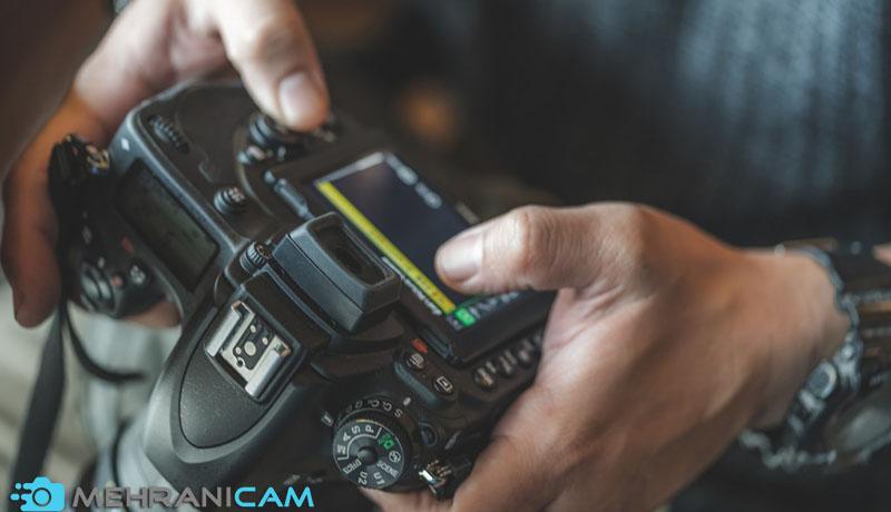 خرید دوربین عکاسی دست دوم