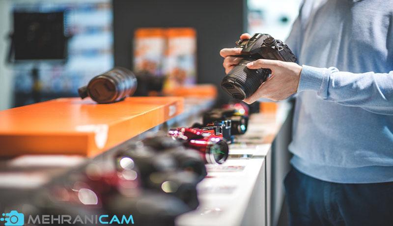 فروشگاه خرید دوربین عکاسی