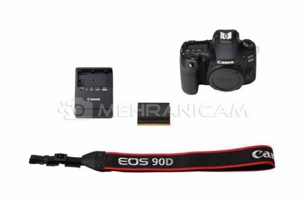 دوربین عکاسی Canon EOS 90D