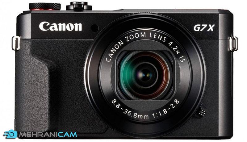 دوربین کامپکت کانن PowerShot G7 X Mark II