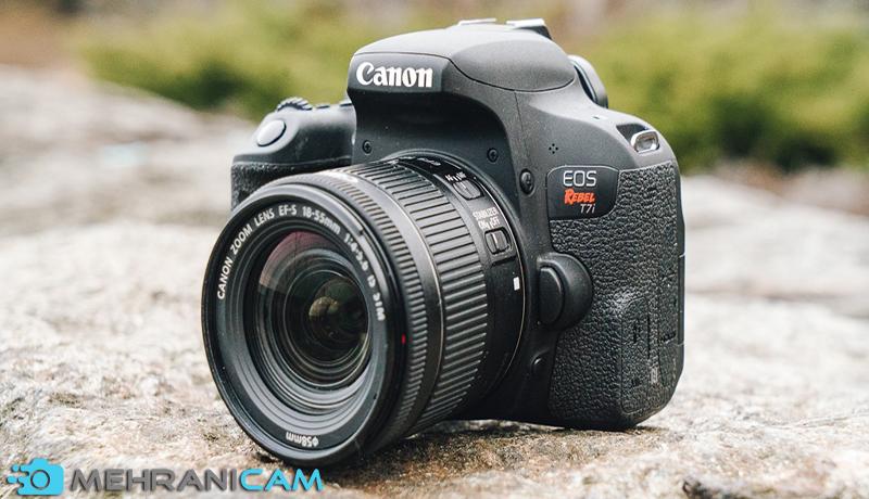 خرید دوربین دست دوم در تهران