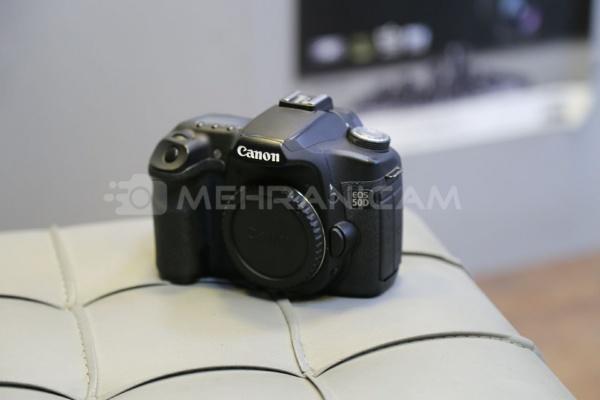 دوربین دست دوم Canon 50d body