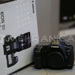 دوربین دست دوم canon 5d mark ii body