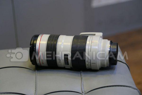 لنز دست دوم canon EF 70-200mm f/2.8L USM