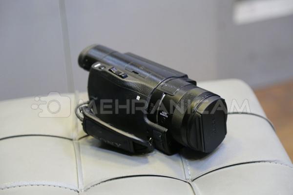 Handycam sony AX100E 4K