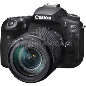 خرید دوربین کانن 90d