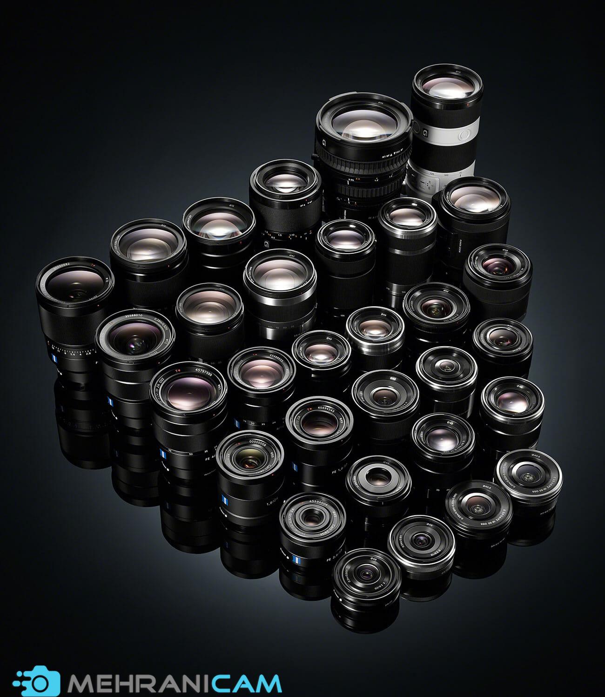 دوربین عکاسی سونی