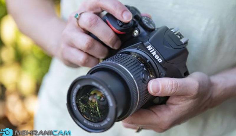 خرید دوربین ارزان Nikon D3500