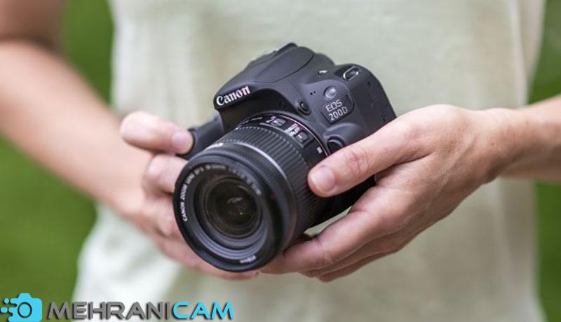 دوربین Canon EOS Rebel SL2 / EOS 200D