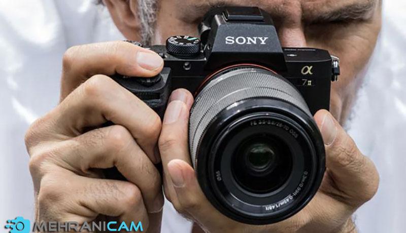 دوربین Sony Alpha A7 II
