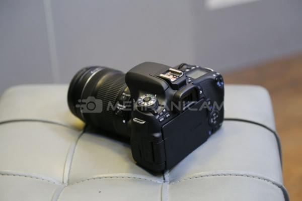Canon 760d kit 18_135mm is stm