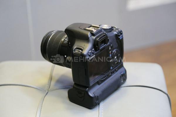 کانن 500d kit 18_55mm is