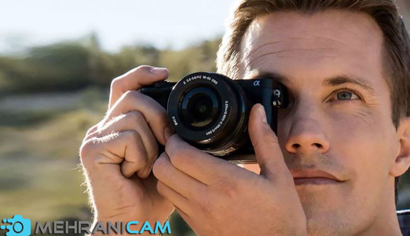 دوربین Sony Alpha A6000